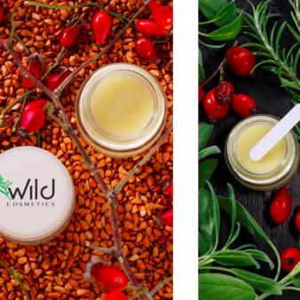 Анна Гълъбова за натуралната козметика и собствения й бранд Wild Cosmetics