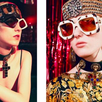 Няколко очила Gucci, с които да разнообразите селфитата