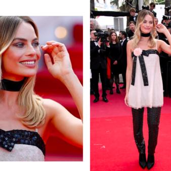 Cannes red carpet: 12 алтернативи на проблемния аутфит на Марго Роби