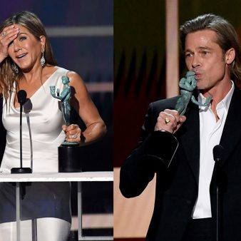 YOUTUBE TV: Brad, Jen, Joaquin и всичко най-интересно от SAG Awards