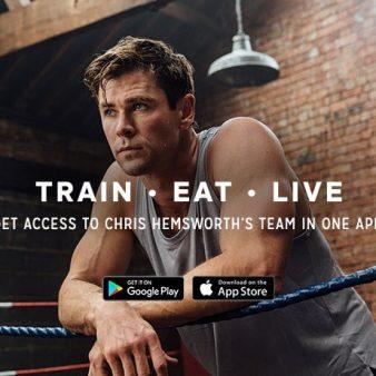 Ревю на фитнес приложението на Chris Hemsworth, което е безплатно през следващите 6 седмици